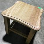 VODE Short Wooden Stool