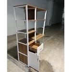 FEDERAL Study Desk with Storage