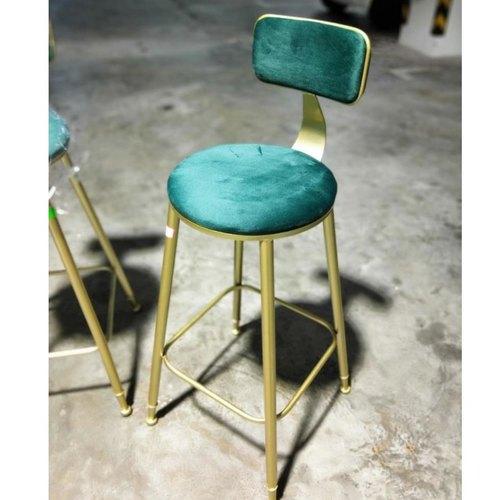 2 x GASTAVIA Modern Emerald Green Bar Stool