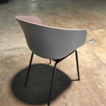 GYRO Chair in Light Coffee