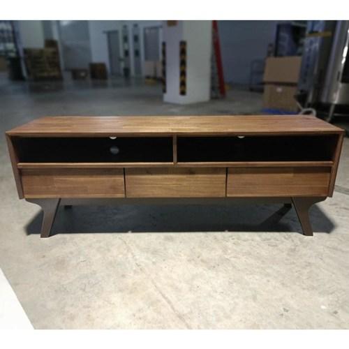 SIENTA INDUSTRI Series Solid Wood TV Console