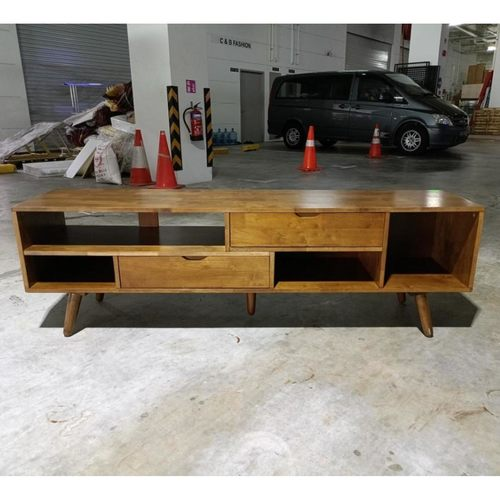 ENVOYE Wooden TV Console