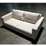 YNGWIE Contemporary Nordic Fabric 3 Seater Sofa