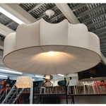 MANCHURA WHITE L Hanging Ceiling Lamp MD50062-1-1200