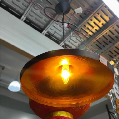 SAUER BLACK Ceiling Hanging Lamp MD20101-1-360