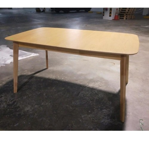 TRAX Extensable Dining Table in OAK