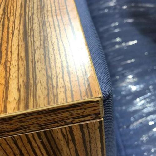ARAI Storage Sofa Bed in BLUE Fabric