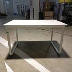 TEINA Study Table in WHITE