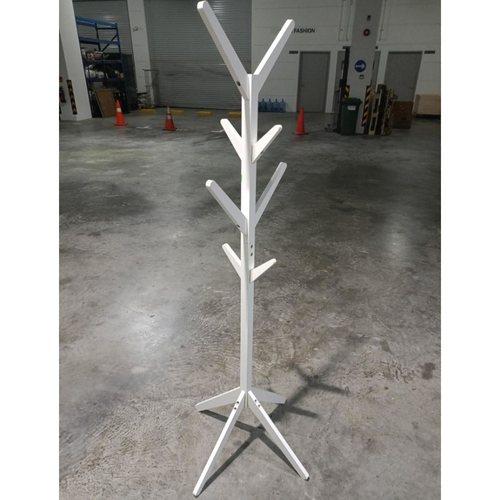 LESTA Clothes Hanger in WHITE