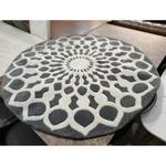 STARDUST Kaleidoscope Round Carpet