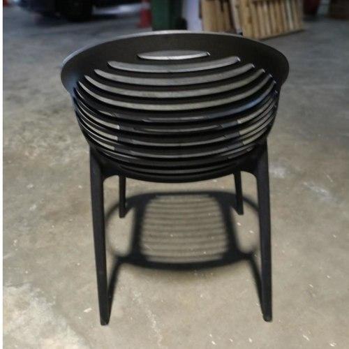 VENTZ Armchair in BLACK