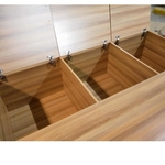 KATZUMI TATAMI Super Single Storage Bedframe