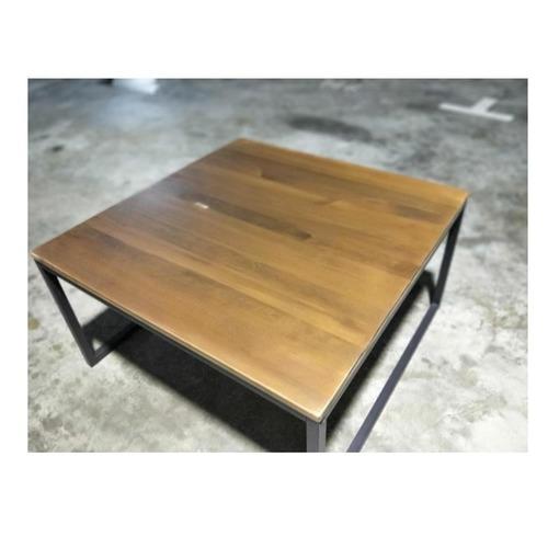 MOFFI SQ Rustic Coffee Table