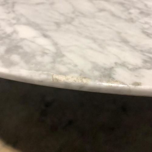 ZARETH Round Marble Table