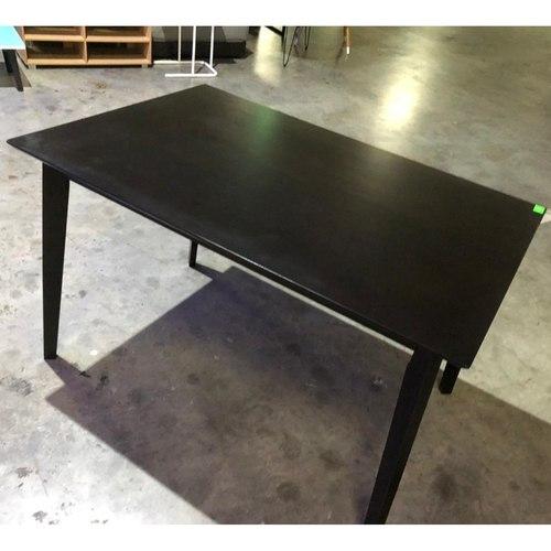 TITAN Dining Table in DARK WALNUT