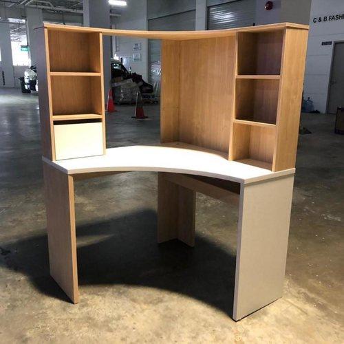 WALLAN Corner Study Desk