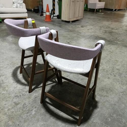 2 x ATAGO Counter Bar Chair