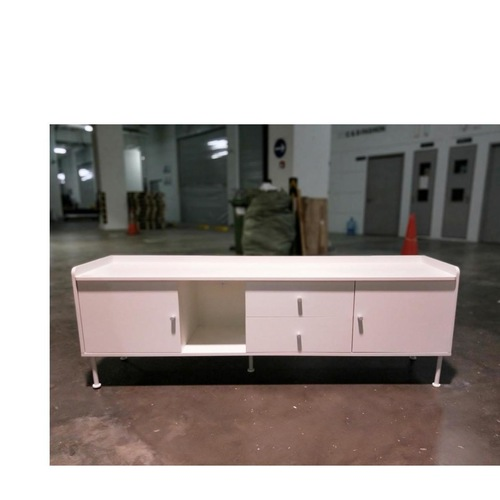 ZAKKA TV Console in WHITE