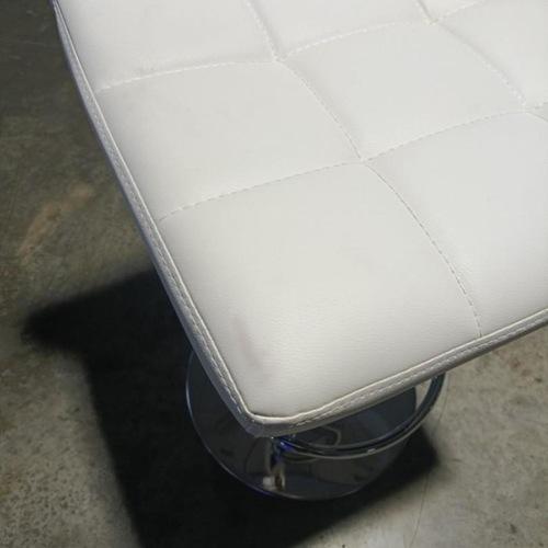 VADO II Bar Stool in White