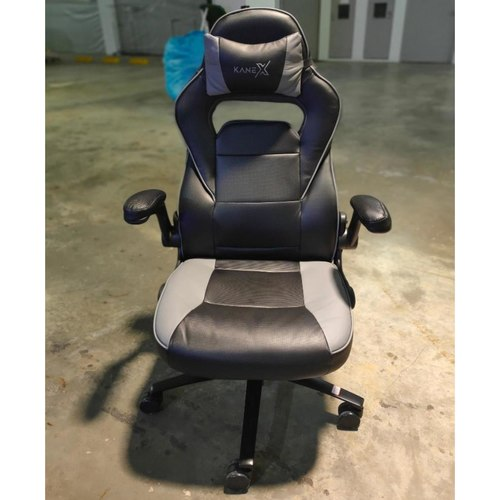 KX Professional Gaming Chair in Black & Grey