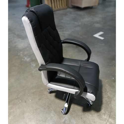 KNOX Executive Office Chair in BLACK