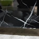 BALTICA Modern 4DR Black Shoe Cabinet