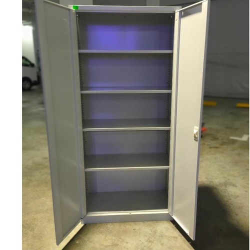 GEAR Metal Cabinet in LIGHT GREY
