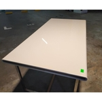 TURISMO White Lacquer Dining Table