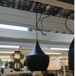 DOWAGER BLACK GOLD Ceiling Hanging Lamp MD20101-1-240