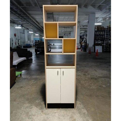 KOVIE Tall Shoe Cabinet