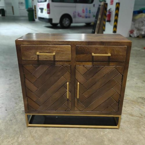 VIDIA INDUSTRI Series Herringbone Sideboard