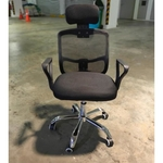 ORLANDO Office Chair in BLACK