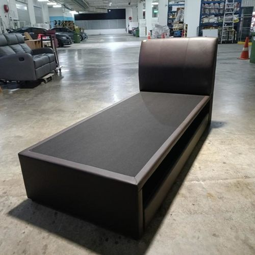 KANOS Pull Out Single Bedframe