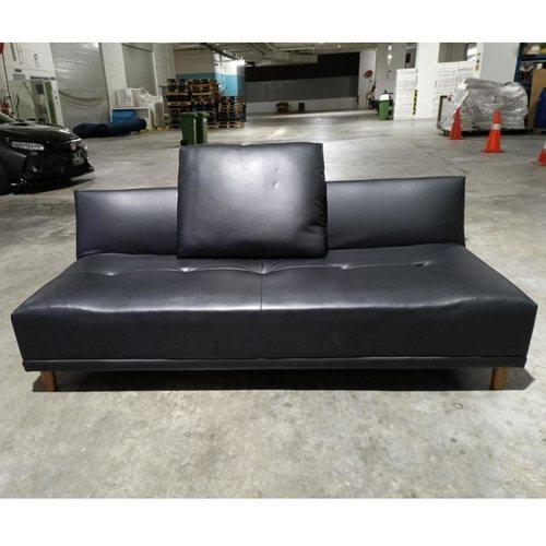 STOCKHOLM Sofa Bed in BLACK