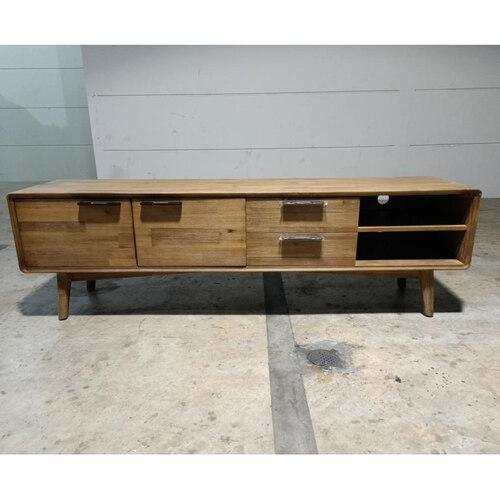 VETTEL ACACIA Wood TV Console 200CM