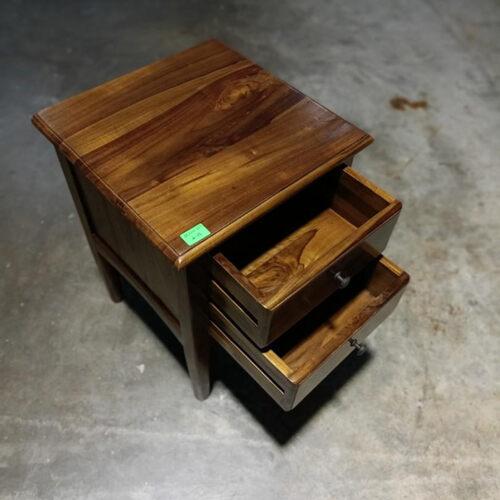 JORROM TEAKWOOD Bedside Table