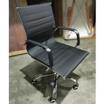 RAYS VEXTER BLACK Low Back Office Chair