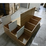 KATZUMI TATAMI Super Single Storage Bedframe