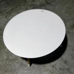 MODA Round Table in WHITE
