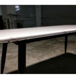 EVE Dining Table with FAUX MARBLE PRINT