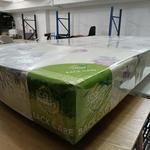 ECO-PEDIC Super Single Size Backcare Bonnell Spring Mattress