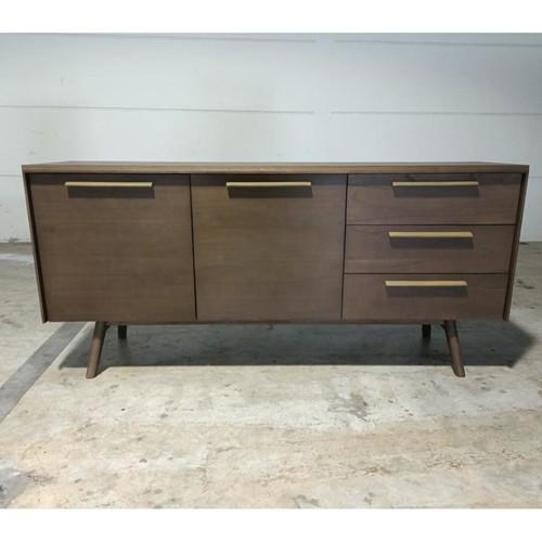 GREDDI ACACIA Wood Sideboard