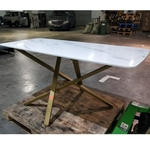 BOSTAVA Designer Marble Top Dining Table