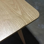 VIENNA Dining Table in ASH (L)