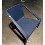 KEISA Outdoor Armchair in BLUE