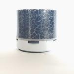 Mini Wireless Bluetooth Speaker Multi-color USB Speakers Audio Sound (Black)