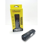 Rbotronics Power Bank 2800 mAH (Black)