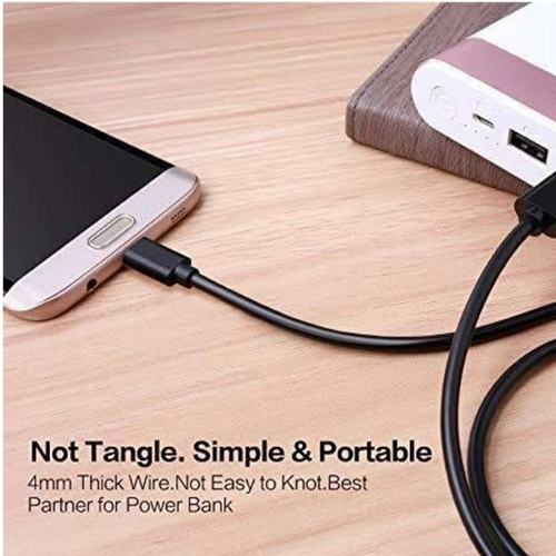 Micro USB Data Cable for All Purpose Can be Used as Power Bank Cable & Charging Your Phone