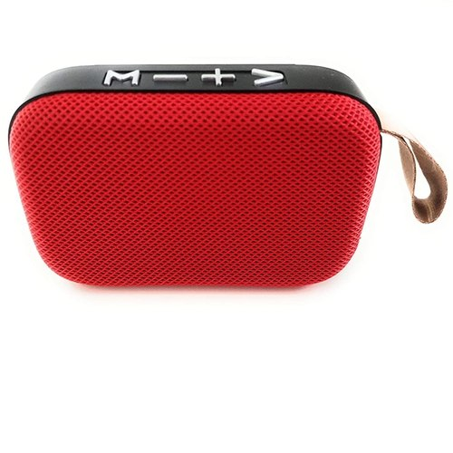 Rbotronics TablePro MG2 Wireless Portable Bluetooth Speaker (RED)