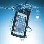 Waterproof Sealed Transparent Bag with Luminous Underwater Pouch Phone Case for iPhoneSamsungHTC